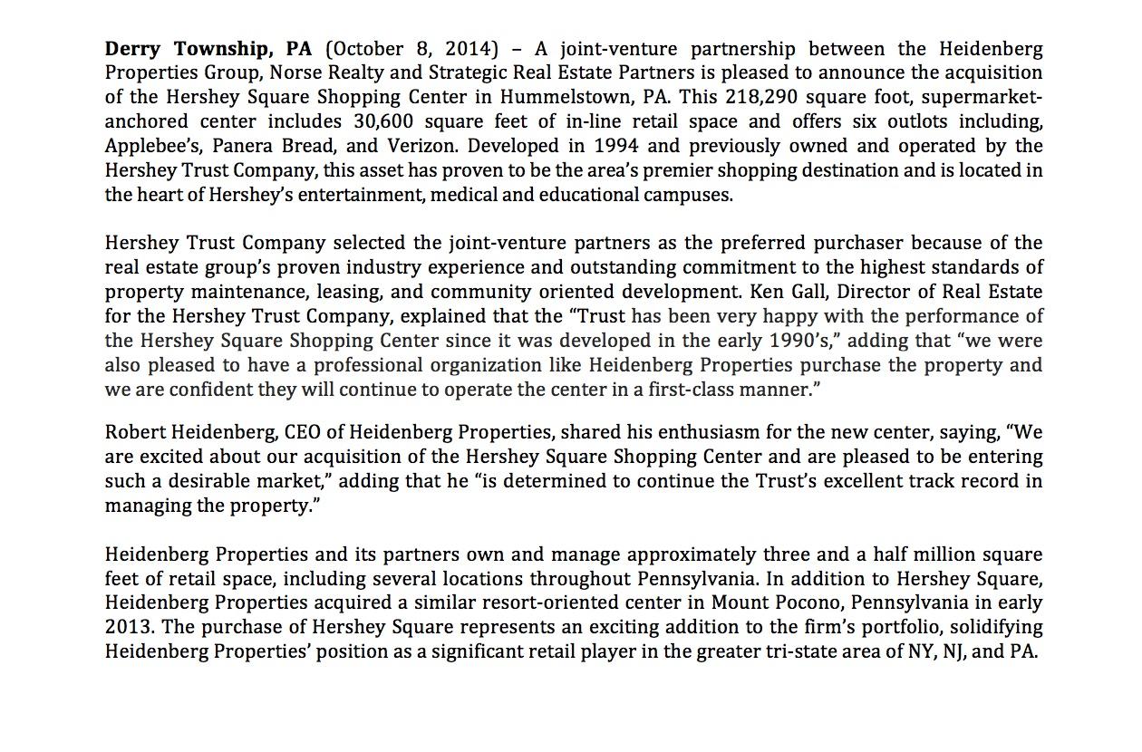 Hershey Press Release 10_08_14-web
