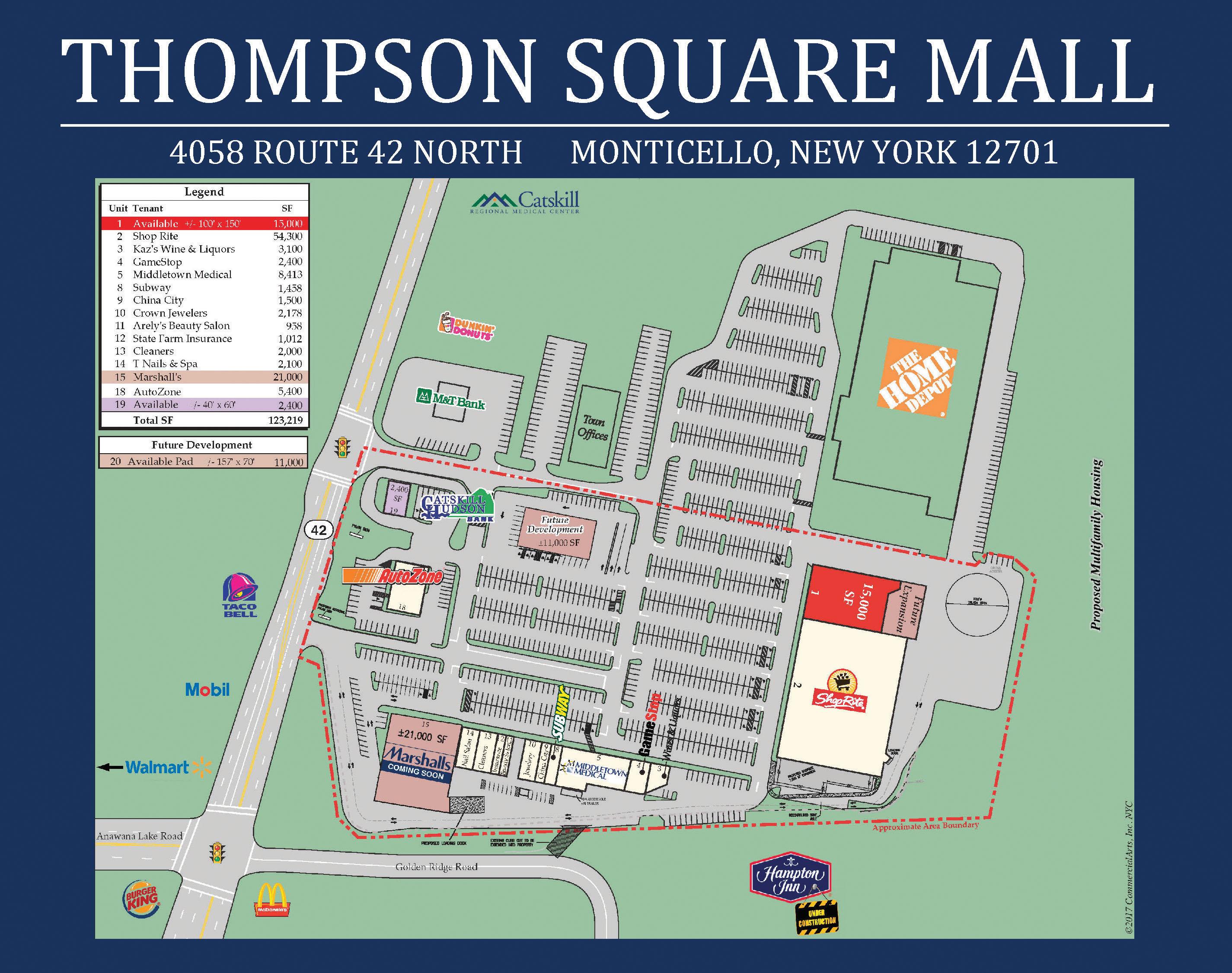 thompson square